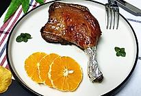 黑胡椒牛排酱烤鸭腿#有颜值的实力派#的做法