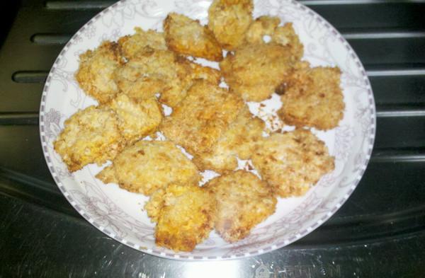 槟榔芋头脆饼-飞利浦空气煎炸锅做法的做法