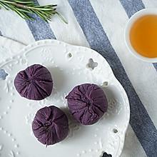 紫薯绞巾#做道好菜,自我宠爱!#
