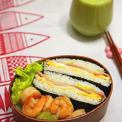 御不握(米饭三明治)
