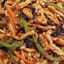能吃三碗米饭的鱼香肉丝
