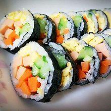 温暖美好的小确幸——寿司