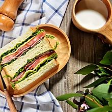 """【周末野餐必备餐单】""""草地上的三明治"""""""
