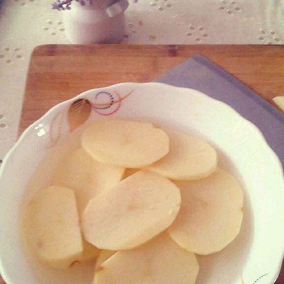 没有干锅的干锅土豆的做法 步骤2