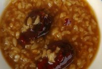 糯米红枣粥的做法