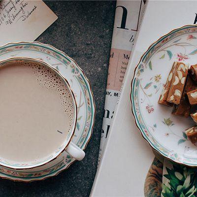 可可肉桂奶茶,这杯热奶茶,必须按顺序煮,才能煮出完美的味道。