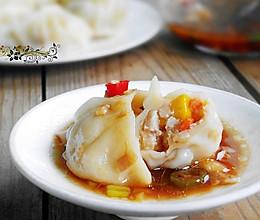玉米马蹄猪肉饺子的做法