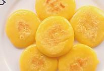 小米蛋黄饼的做法