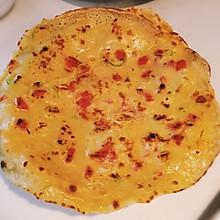 番茄煎蛋饼