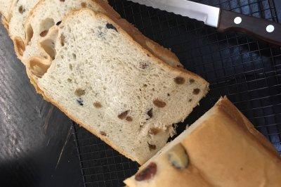 面包机-朗姆酒葡萄干吐司
