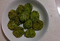 """宝宝食谱——""""杂蔬丸子""""的做法"""