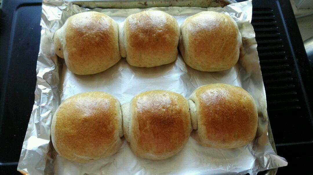 全麦干果木糖醇面包