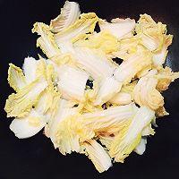 大虾烧白菜—超好吃的经典菜的做法图解1
