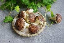 #年味十足的中式面点#蘑菇像形包的做法