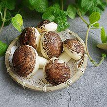 #年味十足的中式面点#蘑菇像形包