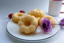 甜甜圈蛋糕#母婴大咖#的做法