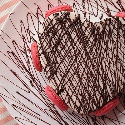 草莓慕斯蛋糕-520我爱你
