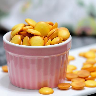 黄油鸡蛋香酥小饼干 宝宝们最喜欢的小零食