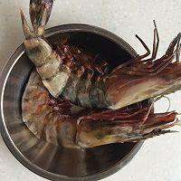BBQ老虎虾的做法图解2
