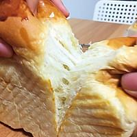 超松软的奶油吐司(70%波兰种)的做法图解12
