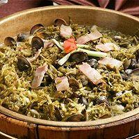 雪菜烩青蛤
