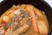 番茄金菇肥牛酸汤的做法