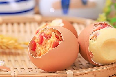 什锦水果蛋
