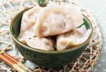 茶叶饺子的做法