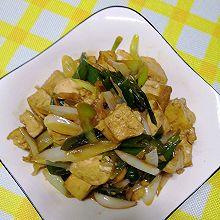 #营养小食光#家常葱烧豆腐