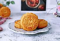 预热中秋~奶黄月饼的做法