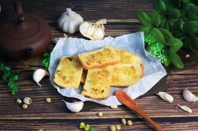蒜香黄油面包