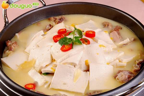 口磨焖豆腐的做法
