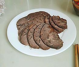 超好吃的酱牛肉的做法