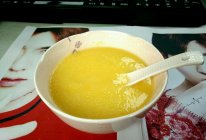 小米玉米粥,早餐稀饭的做法