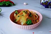 蒜麻酸辣姜土豆的做法