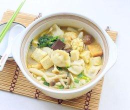 砂锅饺子的做法