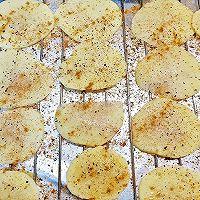香辣孜然烤土豆片(少油版)#美味烤箱菜,就等你来做!#的做法图解8