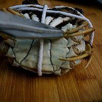 香辣蟹炒年糕---又到一年吃蟹时的做法图解6