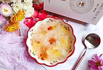 桃胶金燕耳苹果甜汤~提高免疫力佳品的做法
