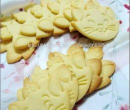 橙香饼干的做法