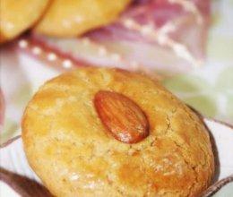 大杏仁桃酥的做法