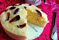 红枣马拉糕    比发糕好吃比蛋糕容易的做法