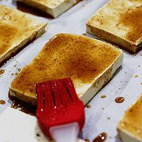 香烤豆腐的做法图解3