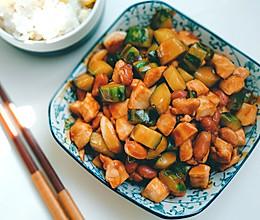黄瓜鸡丁的做法