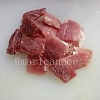 黄瓜胡萝卜炒肉片的做法图解4