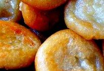 糯米粉版地瓜饼的做法