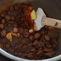 巧克力脆皮蛋糕卷的做法图解20