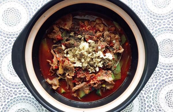 减肥?不存在的,只有这锅热腾腾的水煮牛肉才是真爱