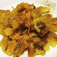 传统锅包肉的做法图解8