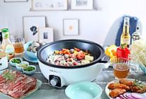 缤纷韩式烤肉的做法